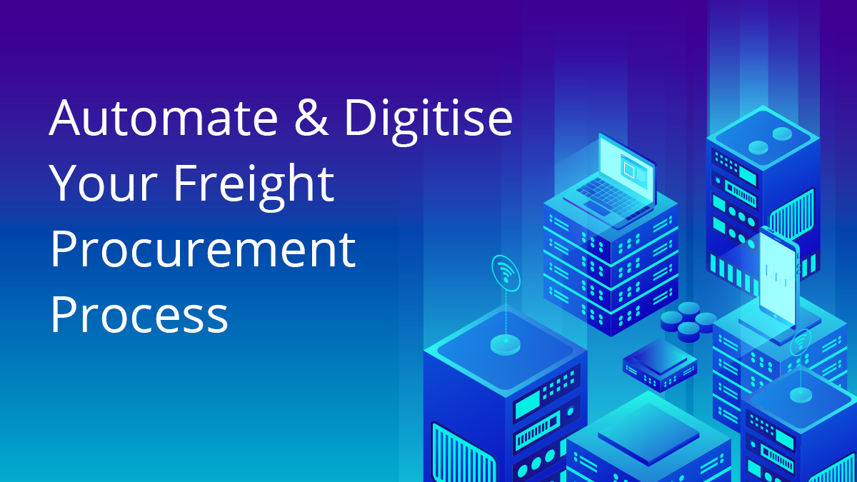 Automate your freight invoice process
