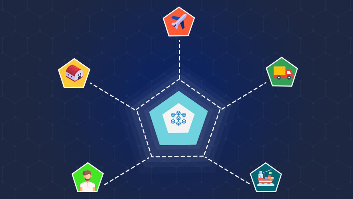 Blockchain technology in supply chain