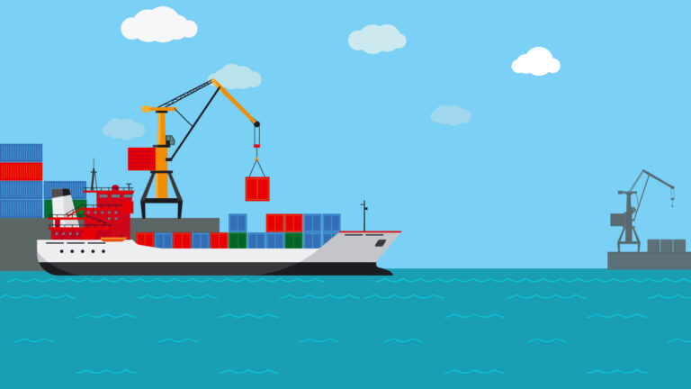 What are the challenges with container shipments?