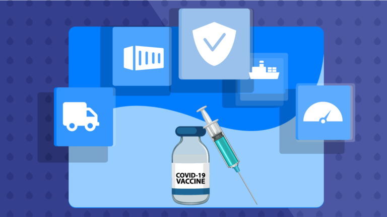 Role of the logistics industry in COVID-19 vaccine distribution